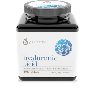 Buy Hyaluronic Acid Joint and Skin Support - Shop Youtheory