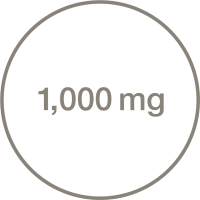 1000 mg icon