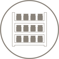 Shelf Stable Icon