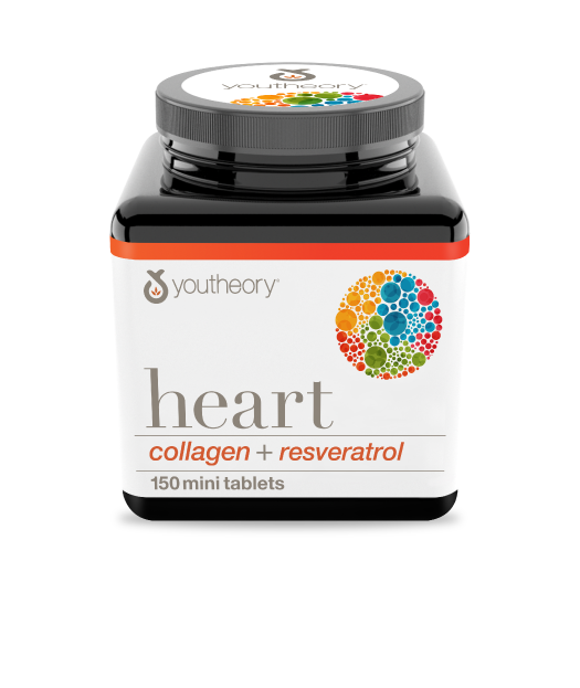 heart collagen +
